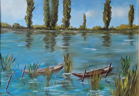 Paesaggio lacustre #2